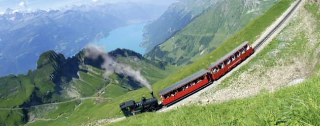 Brienz Rothorn Steam train