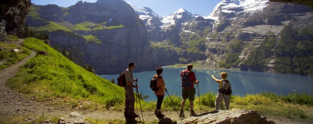 Hiking tours - private guide - switzerland tour
