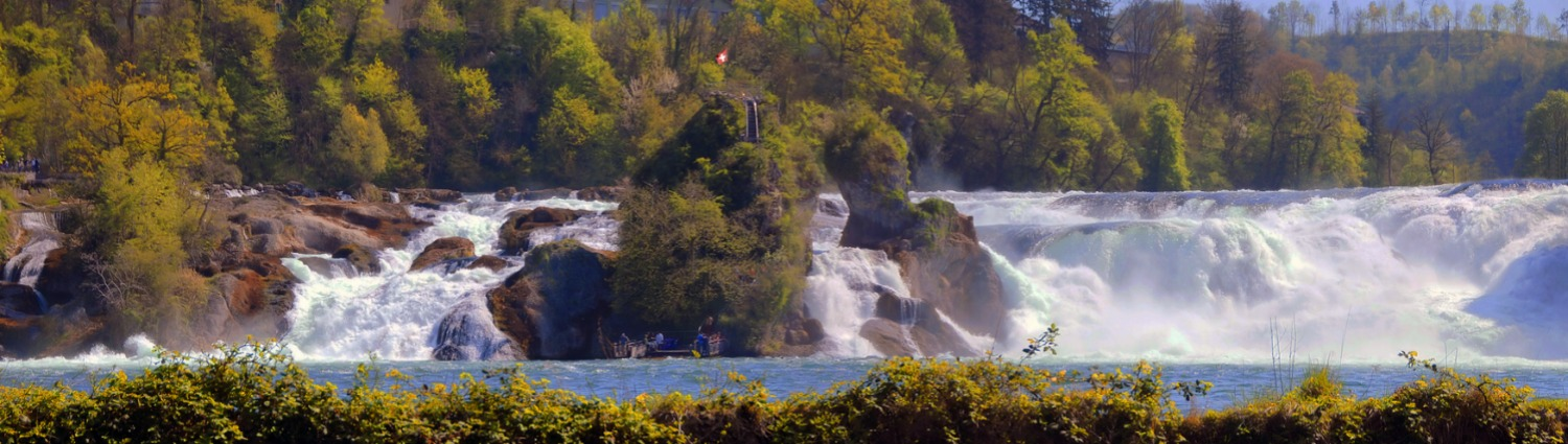 Rhine Falls - Switzerland Tour - Zurich tour